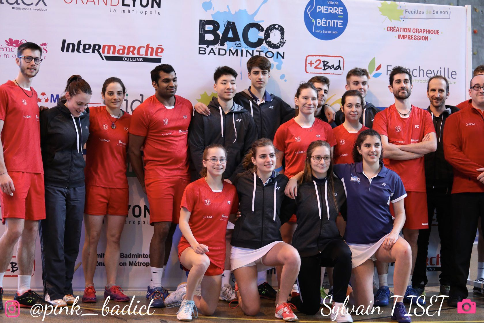ICN 2020/2021 : poules et calendrier – Ligue AURA Badminton